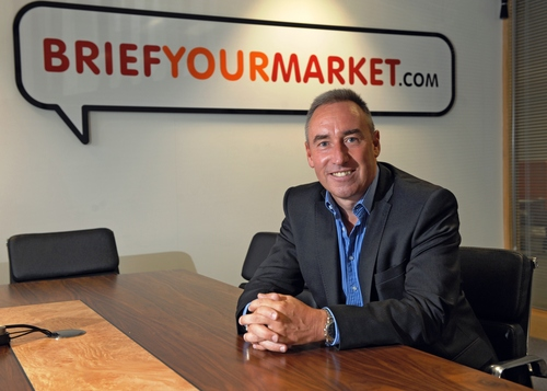 New COO at BriefYourMarket.com