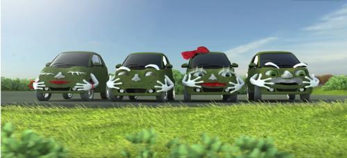 Easigrass Artificial Grass advert
