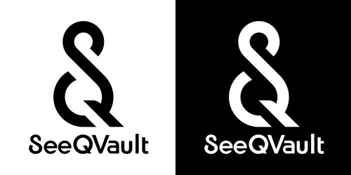 SeeQVault Logo