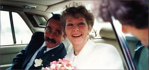 Anne marries George Zouroudi in Symi