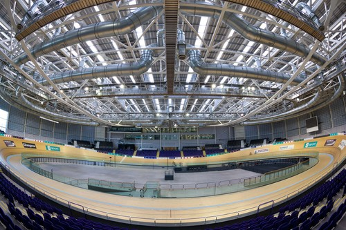 Barnshaws Supports Chris Hoy Velodrome