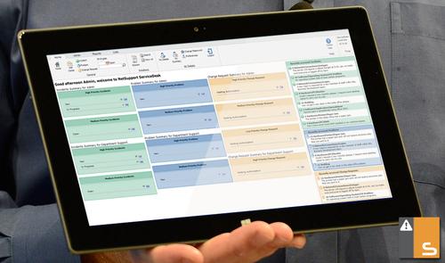 NetSupport ServiceDesk v5