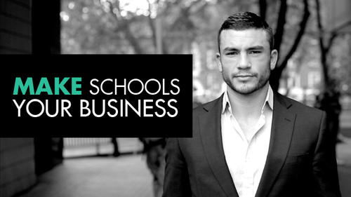 Make Schools Your Business Campaign