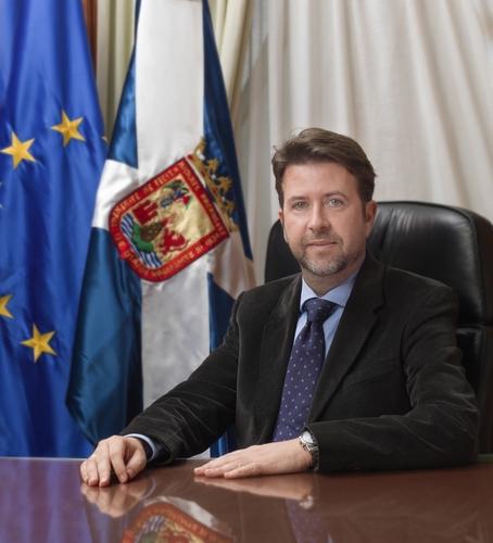 Carlos Alonso, President of Tenerife