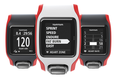 TomTom Runner Cardio GPS watch £219.99
