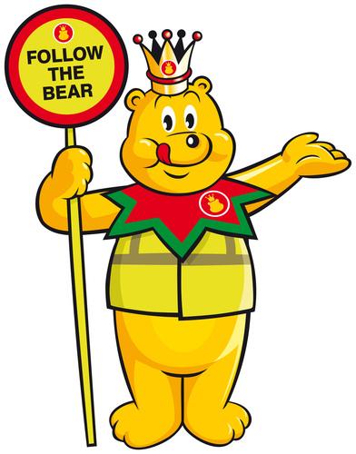 Follow Pom-Bear