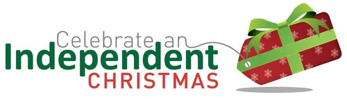 Celebrate an Independent Christmas logo