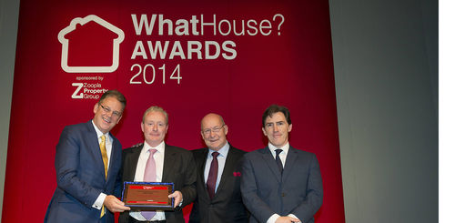 Antler Homes wins What House? Award 2014