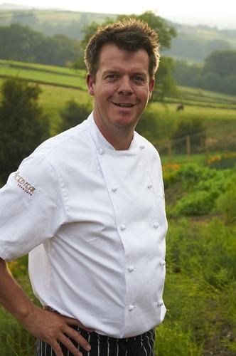 Chef Tim Bilton of The Spiced Pear