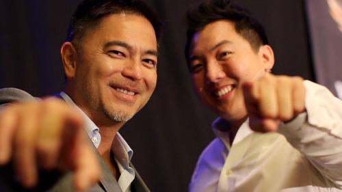 Vincent Wong & John Lee, Wealth Dragons