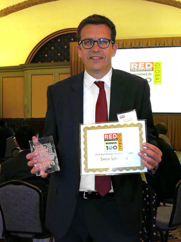 Swyx wins Red Herring 100 Global Award