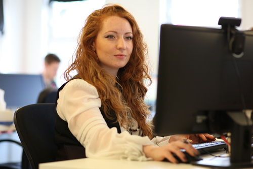 Formisimo employee Laura