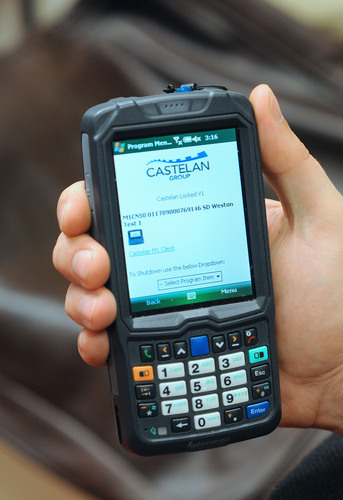 Castelan mobile tech supported by Peak