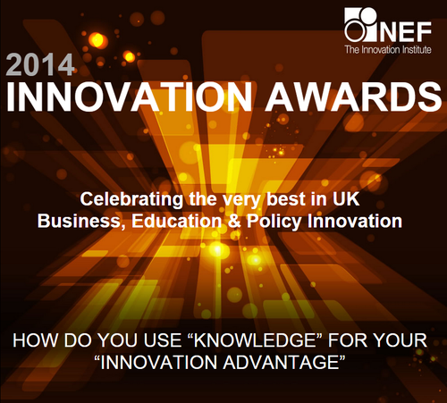 NEF Innovation Award 2014