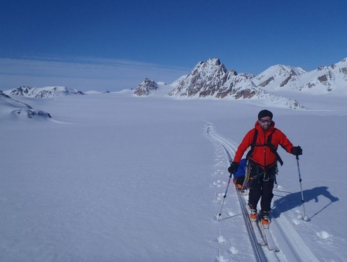 Ski 4 Cancer across Greenland in 2015