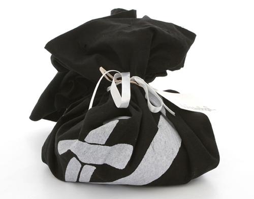 bumblebags pirate flag party bag