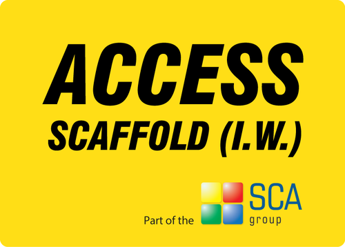 SCA Access Scaffolding Logo