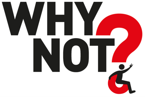 Why Not People? Logo