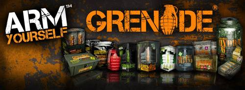 Grenade Sports Nutrition