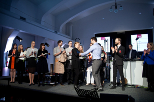 Lindstr&oumlm Award 2015