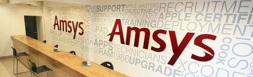 Amsys Tech Bar