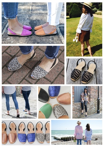 Varca Sandals - Menorcan Sandals