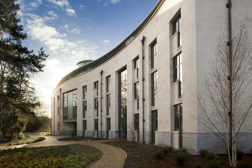 The Stephen Hawking Building Cambridge