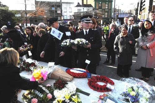 Previous Memorial Service Photo