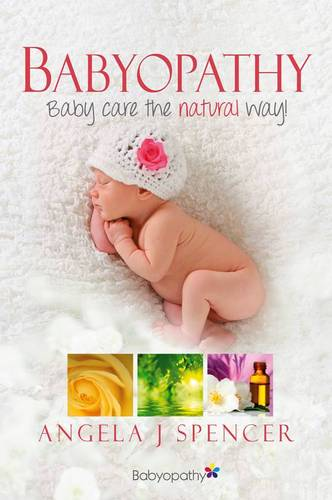Book: Babyopathy - baby care the natural