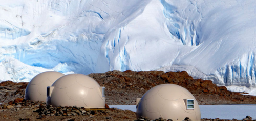 Whichaway Camp Antarctica