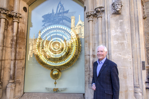Dr Taylor and the Corpus Chronophage