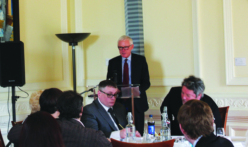 Image Norman Lamb Minister of State