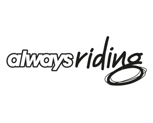 Always Riding Logo