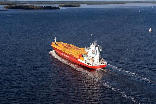 Containerships selects Eniram