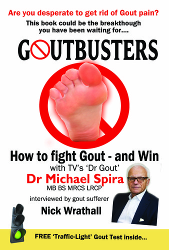 GOUTBUSTERS BOOK
