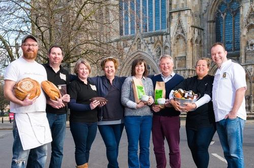 Yorkshire Food Finders Trek in the City