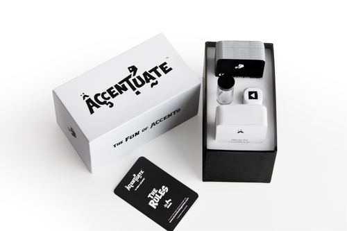 Accentuate - The Fun of Accents