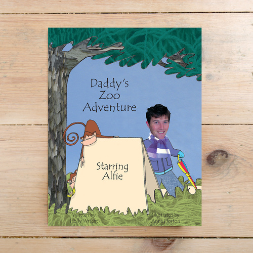 The perfect bedtime read for Dad & child