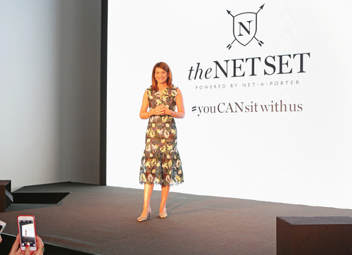 Natalie Massenet introduces The Net Set