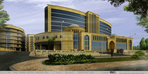 GMH Builds New Hospital in Baghdad