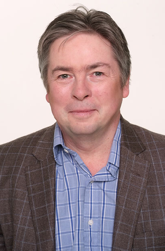 Author and speaker Tom Evans