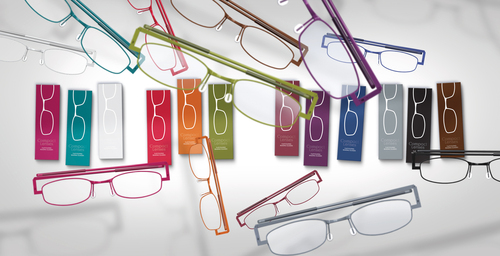 Compact Lenses readers - all colours