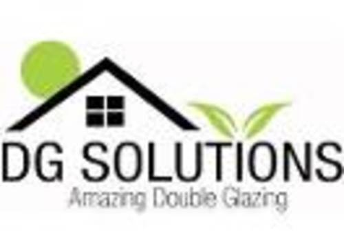 DG Solutions Logo