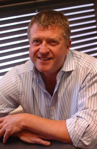 Founder of Byte Night, Ken Deeks