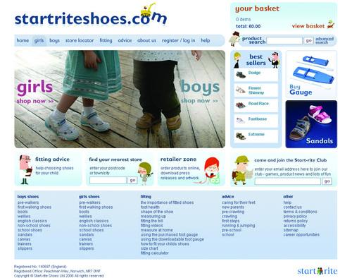 Startriteshoes.com