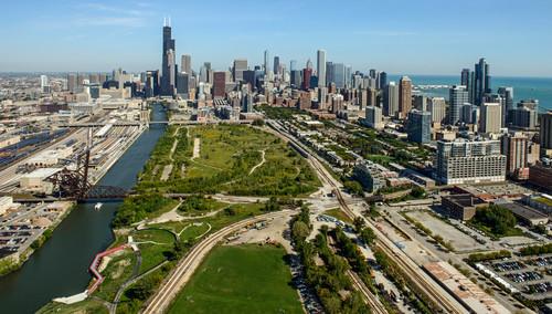 Chicago Riverside Development