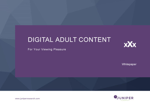 Digital Adult Content - whitepaper cover