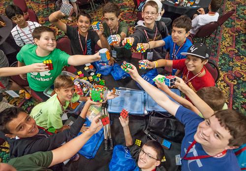 Rubik's Cube World Championship 2013