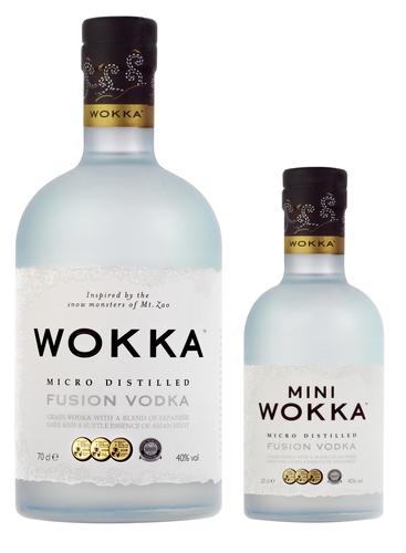 WOKKA and mini WOKKA