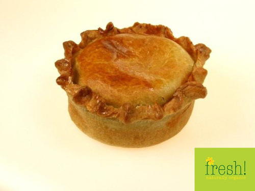 An award winning hand-made pie!